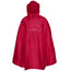 VAUDE Valdipino Poncho Unisex indian red